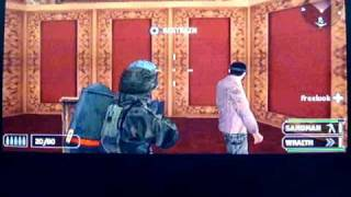 Socom FireTeam Bravo 2: Ground Zero Elite Play-through Mission 10 (Part 1 of 2)