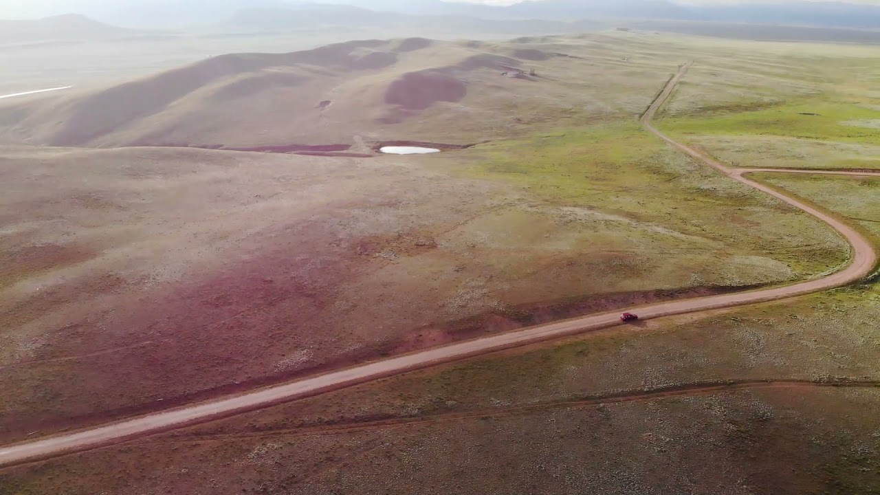 Drone Footage of the 12 Acres Como Property in Park County, CO