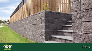 Optimise your sloping backyard with steps!