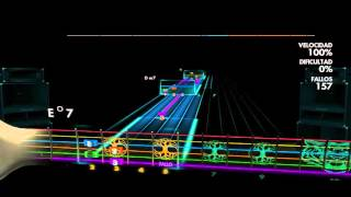 [OLD VERSION[ Louis Armstrong - What A Wonderful World Fingerstyle Rocksmith 2014