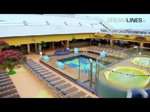 Costa Pacifica - Présentation - visite et informations (HD)