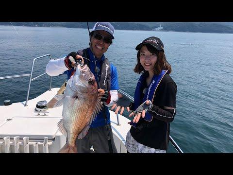 大阪湾のマイクロジギング(ルアルアチャンネル/2019/8/28放送)
