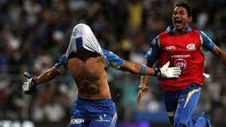 IPL Memories - When Mumbai Indians pulled off a heist against the Rajasthan Royals