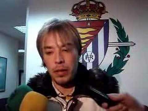 Real Valladolid: Roberto Losada (13-12-2006)
