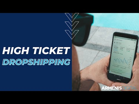 High Ticket Dropshipping With Google Ads Crash Course thumbnail