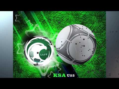 KSA U23 Report 7  MAY 2018  COACH SAAD & ANALYST MAJDI