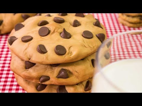 GIANT Cookies For Your Lunchbox | School Snack Cakes | How To Cake It Step By Step