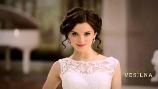 Свадебные платья VESILNA™ модель 1045