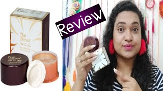 Blue Heaven Face Powder Review Demo 65 - Only Creative Yamini