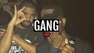 """[FREE] """" GANG """" Trap Instrumental 2018 // Drake Type Beat // Hip Hop Rap Beat"""