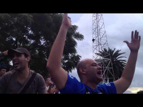 Uruguayan Primera División : Defensor v Liverpool [2014]