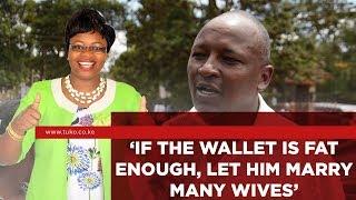 Baixar Residents of Central Kenya React to Gathoni Wa Muchomba's Polygamy | TUKO TV