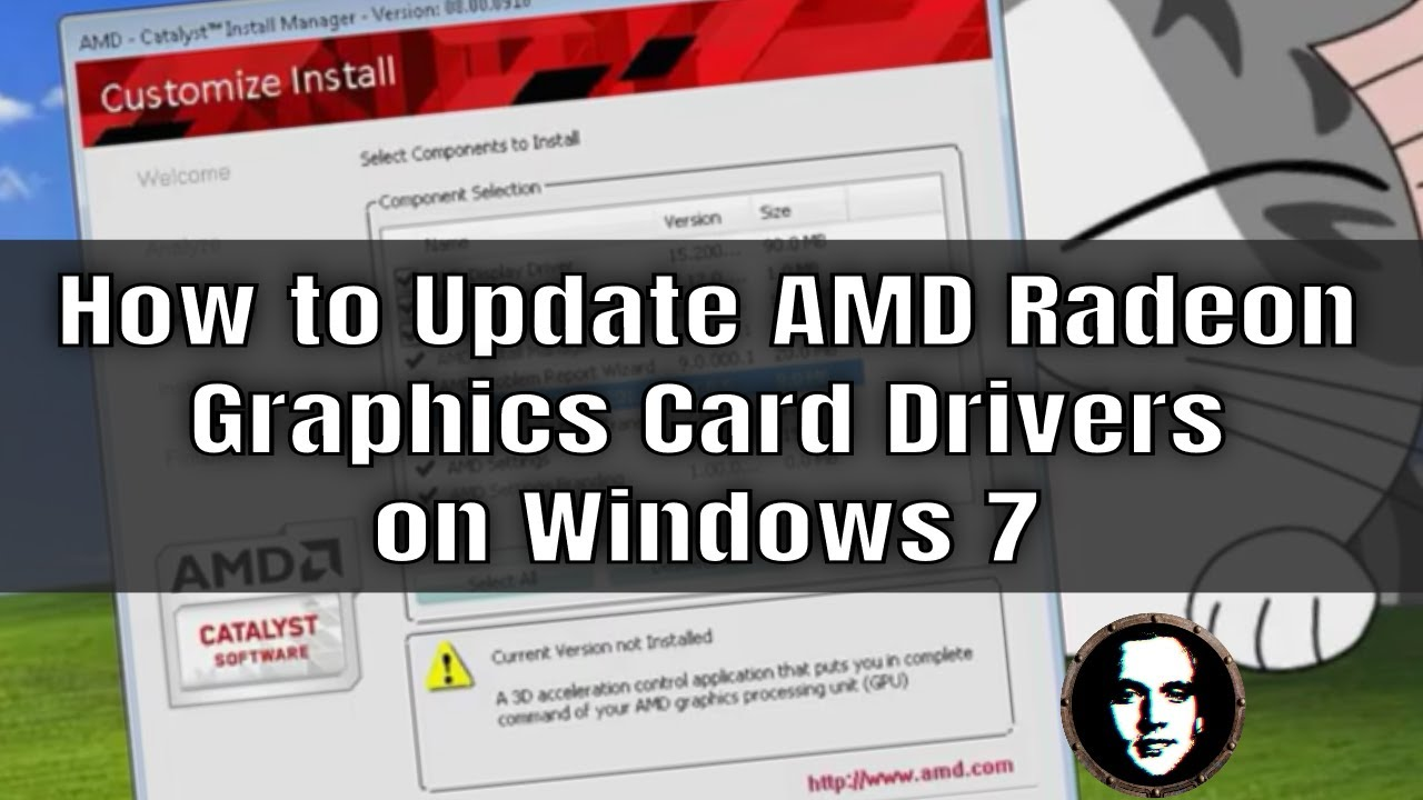 How to Update AMD Radeon Graphics Card Drivers on Windows ...