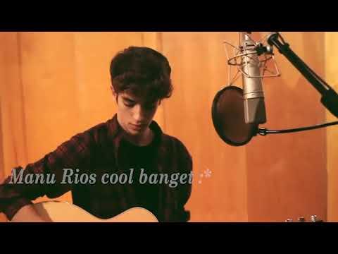 Manu Rios - Riptide (Cover Vance Joy) With Lirik + Eng & Indo