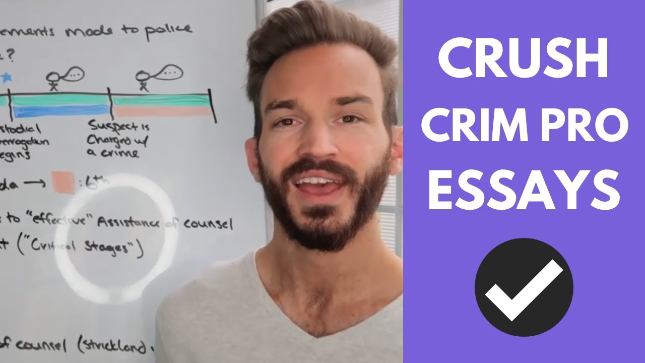 How to Analyze 6th Amendment Right to Counsel on a Criminal Procedure Essay