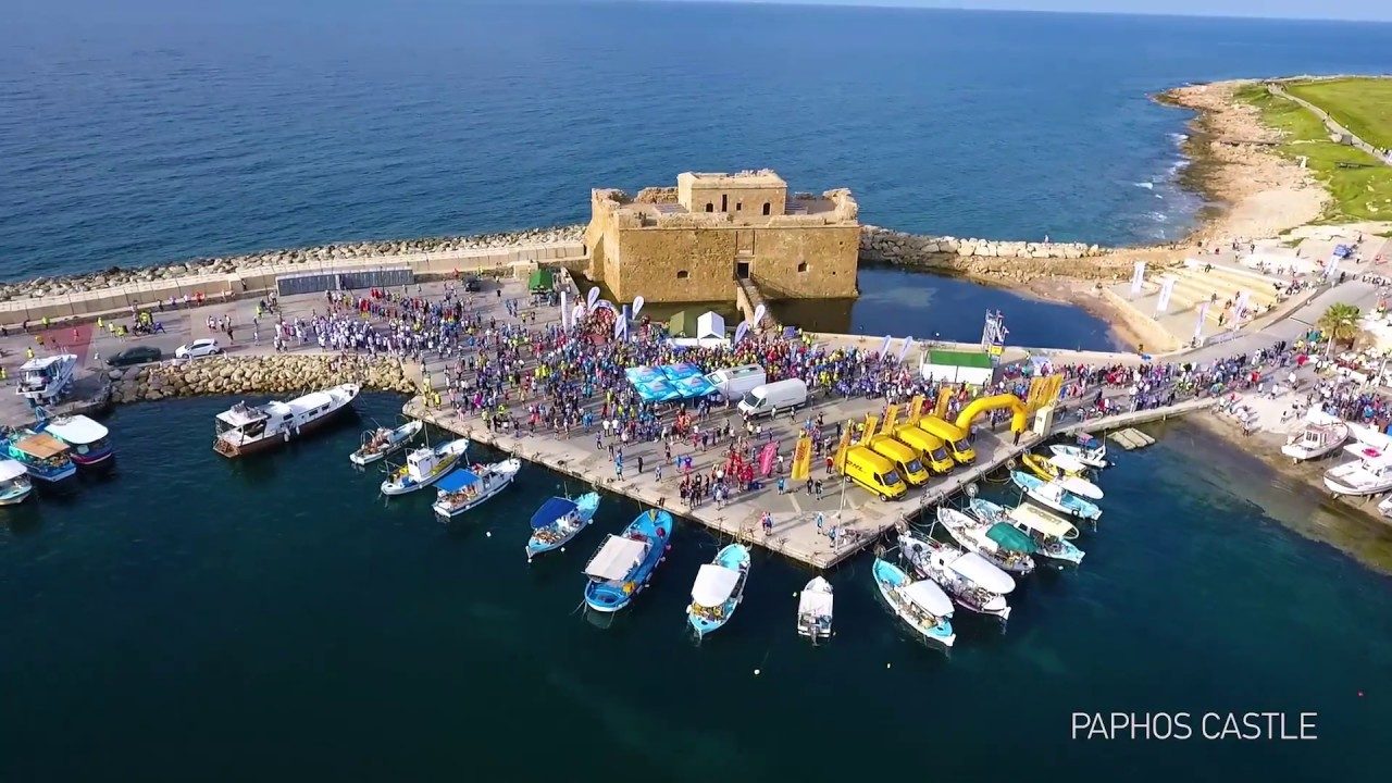 20th Logicom Cyprus Marathon | 4th March 2018 - YouTube