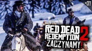 *NOWE* GTA NA DZIKIM ZACHODZIE! ZACZYNAMY! | Red Dead Redemption 2 [#01]