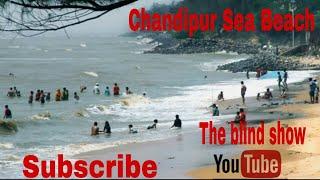 Chandipur Sea Beach..at Balasore