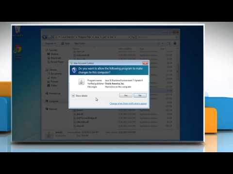 How To Disable Java For Internet Explorer In Windows® 7