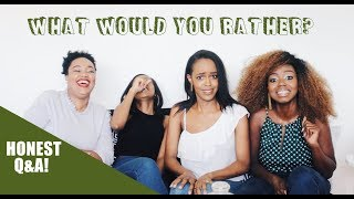 WHAT WOULD YOU RATHER? | THIS IS ESSMAS