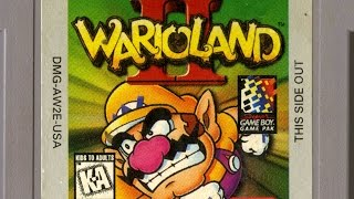 CGR Undertow - WARIO LAND II review for Game Boy