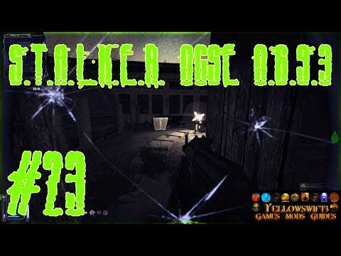 S.T.A.L.K.E.R. OGSE 0.6.9.3 | Blind Playthrough | Mercenaries | 1440p/60fps | Part 23
