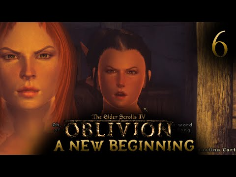 ALL-WOMEN GANG! - Oblivion: A New Adventure Let's Play 6 (PC 60 FPS) (Mods)