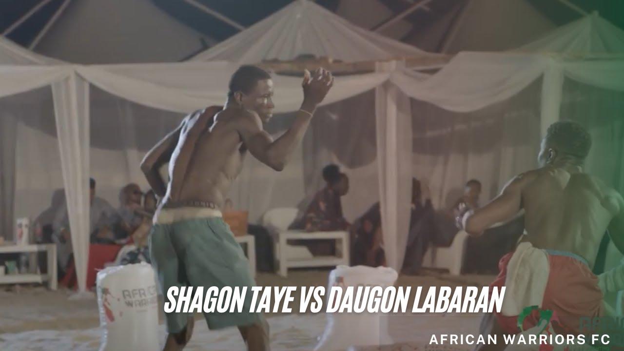 African Warriors Fighting Championship: Shagon Taye vs Daugon Labaran full Dambe fight