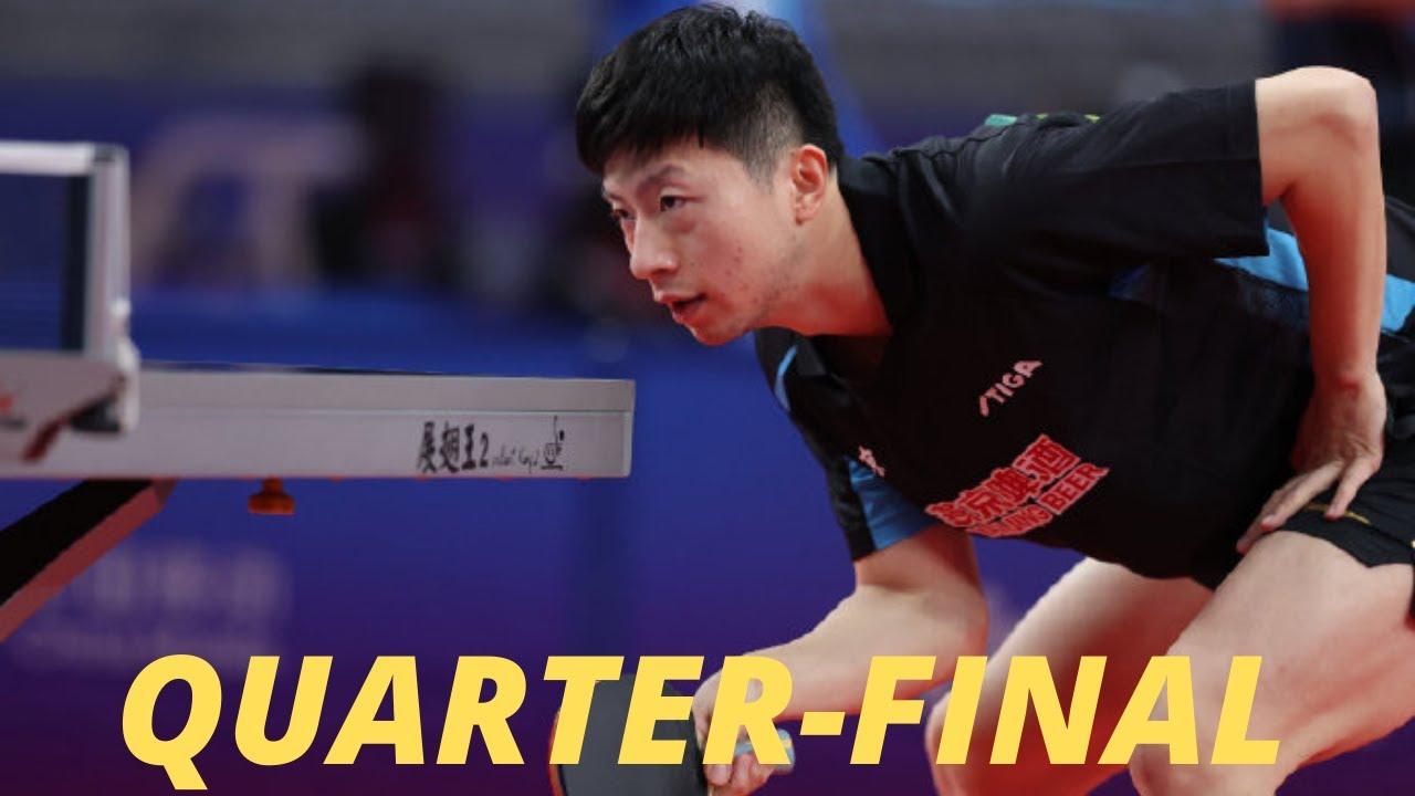 Download Ma Long vs Xu Haidong   MT-QF   2021 China National Games
