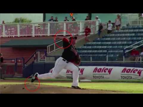 Michael Kopech: Baseball Rebellion Pitching Breakdown