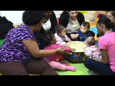 Redbridge Sound Foundations: Babies at Albert Road Children's Centre Term1