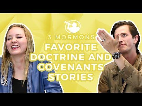 Mormon Doctrine and Covenants