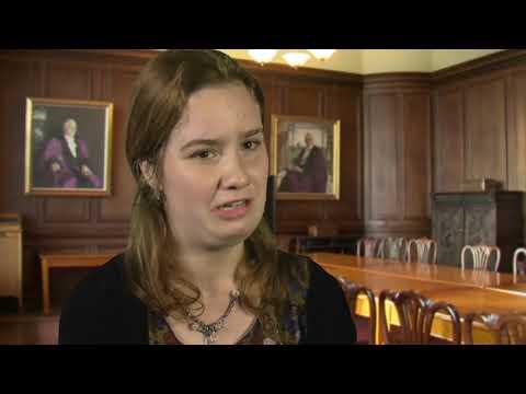 Rachel Gladstone, Undergraduate, Scottish Literature.