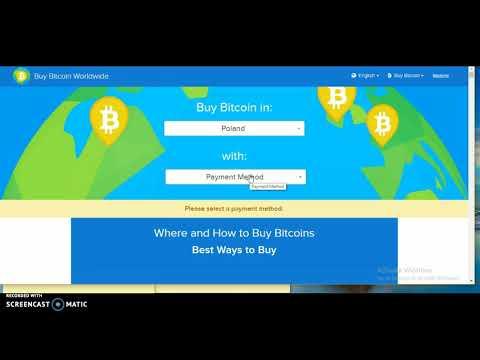 Buying Bitcoin In Poland