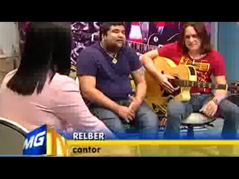 MG TV  Rede Globo  Relber e Allan  - Dupla do Vale do Aço vence Garagem do Faustão