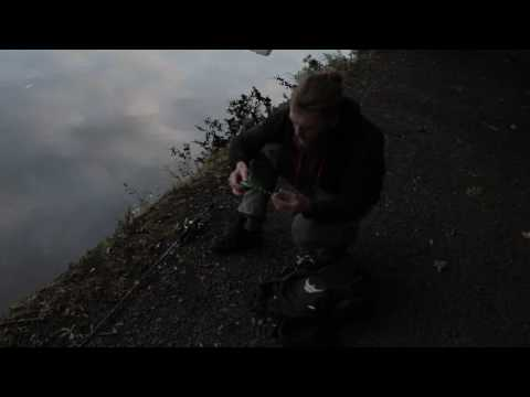 Canal fishing Manchester savage gear