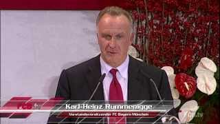 Die FCB.tv News von der Jahreshauptversammlung des FC Bayern