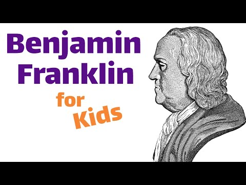Benjamin Franklin | First And Second Grade Social Studies Lesson