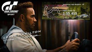GT Sport Hot Lap // Lewis's Fastest Lap @ Maggiore GP 1:55.455