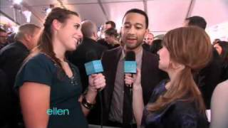 Web Exclusive: Even More Fun at the AMAs!
