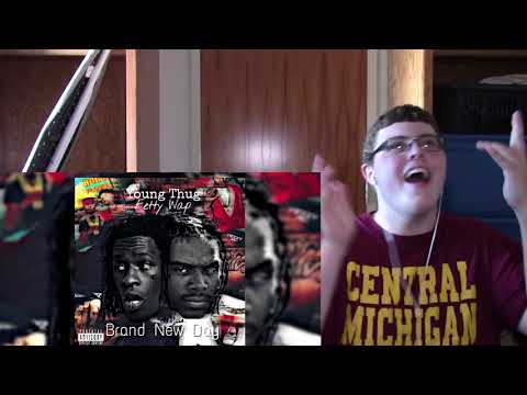 Young Thug Ft Fetty Wap - Brand New Day -Reaction