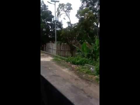 SIERRA LEONE Blama to Freetown Road