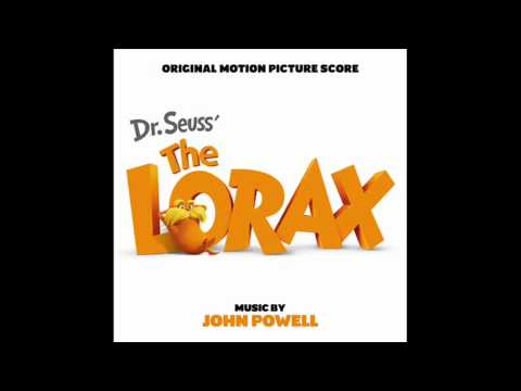 The Lorax [Soundtrack] - 11 - Thneedville Chase [HD]