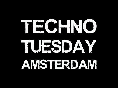 Dexon | Techno Tuesday Amsterdam - 10 Year Anniversary Loose Records & Unrilis | DanceTrippin