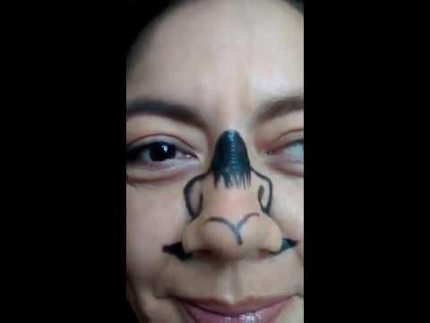 Butt my nose can twerk