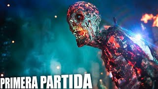 PRIMERA PARTIDA EN THE TORTURE PATH NUEVO DLC 3! Call Of Duty WW2 Zombies!