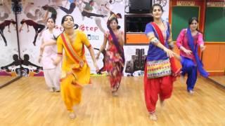 Jeri Kuri | Manak-E | Dance Performance By Step2Step Dance Studio