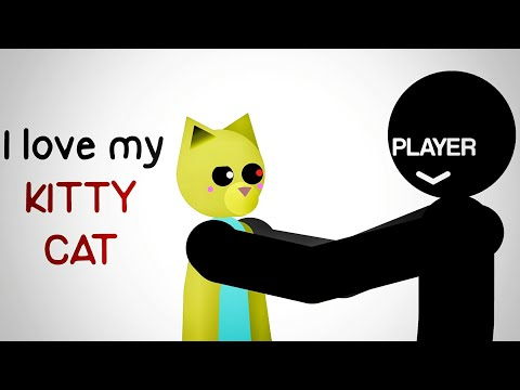 I love my kitty cat meme / Roblox Piggy