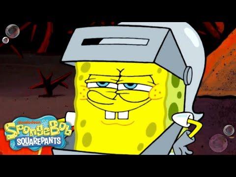 Can You Pass the 'History of SpongeBob' Pop Quiz? | SpongeBob SquarePants | Nick