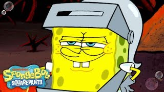 Can You Pass the 'History of SpongeBob' Pop Quiz? | SpongeBob SquarePants | Nick